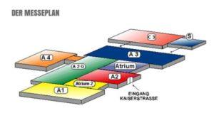 Messeplan IKA
