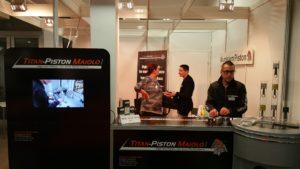 Titan Piston Maiolo GmbH / IKA 2017 / Kurz vor der Messe-Eröffnung